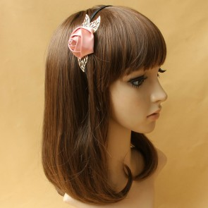Handmade Sweet Rose Lolita Headband