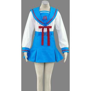 Haruhi Suzumiya Haruhi Suzumiya Cosplay Costume