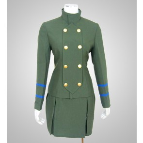 Katekyo Hitman Reborn Chrome Dokuro Uniform Cosplay Costume