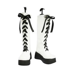 Hitman Reborn! Varia Belphegor Cosplay Boots