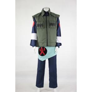 Naruto Asuma Sarutobi Cosplay Costume