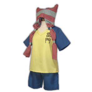 Inazuma Eleven Cosplay Costume