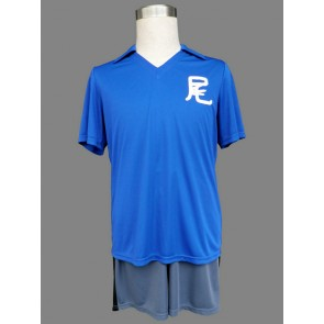 Inazuma Eleven Middle School Football Trikot Uniform Costume