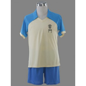 Inazuma Eleven Rachel Naomi Remen Middle School Summer Football Uniform Costume