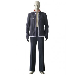Air Gear Itsuki Cosplay Costume
