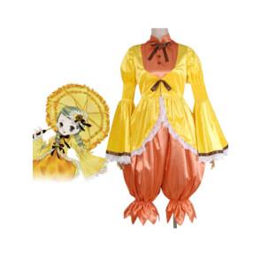 Rozen Maiden Kanaria Cosplay Costume