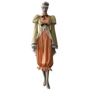 Rozen Maiden Kanaria Cosplay Costume - Deluxe
