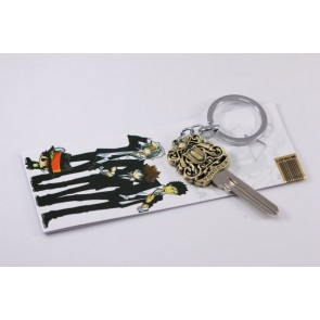 Katekyo Hitman Reborn Alloy Cosplay Key Chain