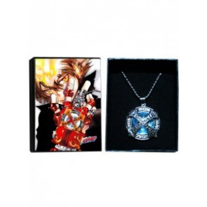 Katekyo Hitman Reborn Birth Symbol Cosplay Necklace
