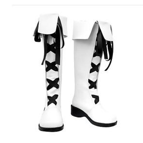 Katekyo Hitman Reborn! Varia Belphegor Cosplay Boots