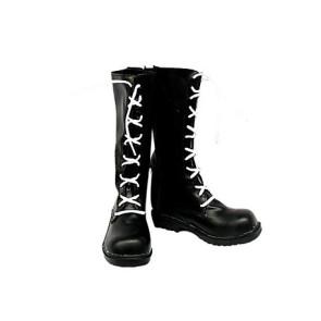 Katekyo Hitman Reborn Yuni Cosplay Boots