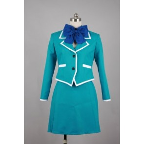 Stigma of the Wind Ayano Kannagi Cosplay Costume