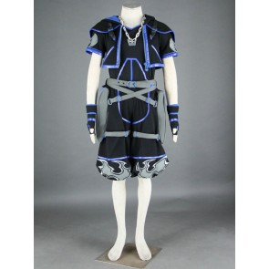 Kingdom Hearts Sora Black Cosplay Costume