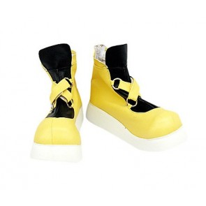 Kingdom Hearts Sora Imitation Leather Cosplay Shoes