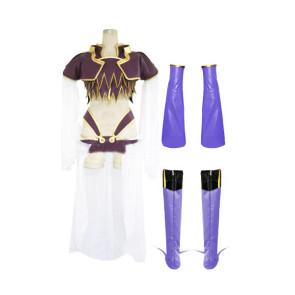 Final Fantasy IX 9 Kuja Cosplay Costume