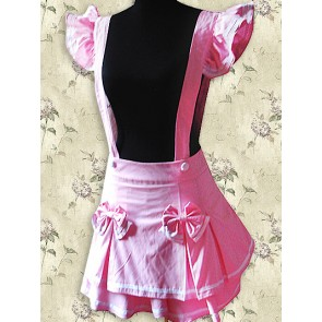 Pink Sweet Lolita Suspender Skirt