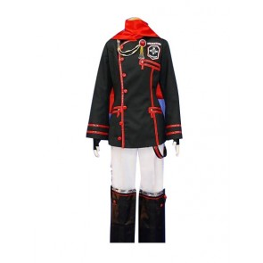 D.Gray Man Lavi Cosplay Costume - 3rd Edition