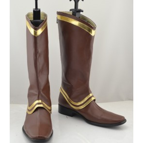 League of Legends LOL Twisted Fate Cosplay Boots