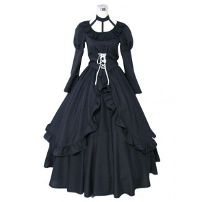 D.Gray Man Lenalee Lee Cosplay Dress