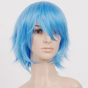 Light Blue Homare Kanakuto Cosplay Wig