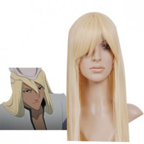 Light Gold 80cm Bleach Ilforte Grantz Cosplay Wig