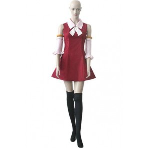 Fairy Tail Lisanna Cosplay Costume