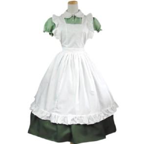 Axis Powers Hetalia Little Italy Maid Cosplay Costume