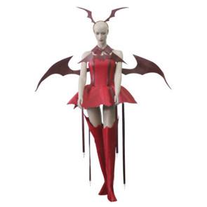 Shugo Chara Lunatic Charm Cosplay Costume