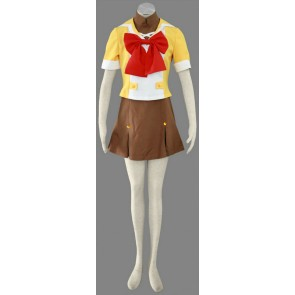 Macross Frontier Mihoshi Academy I Girl Uniform Costume