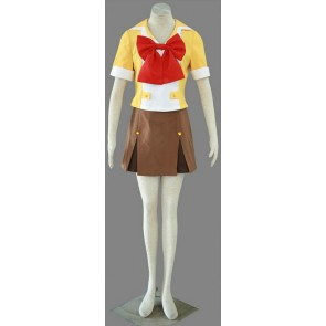Macross Frontier Mihoshi Academy II Girl Uniform Costume