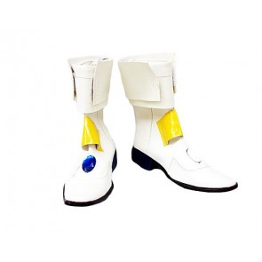 Magical Girl Lyrical Nanoha Takamachi Nanoha Cosplay Boots