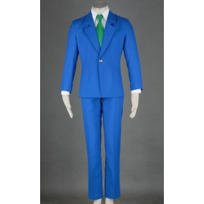 Meitantei Conan Boy Uniform Cosplay Costume
