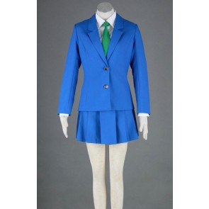 Meitantei Conan Girl Uniform Cosplay Costume
