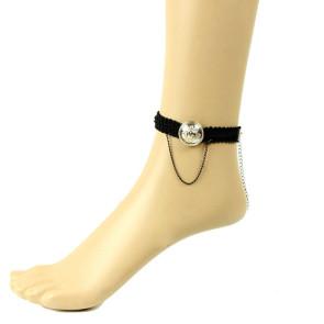 Modern Handmade Lady Lolita Ankle Belt