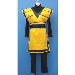 Mortal Kombat Ninja Scorpion Cosplay Costume - 2nd Edition