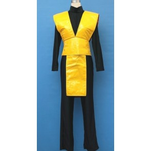 Mortal Kombat Ninja Scorpion Cosplay Costume