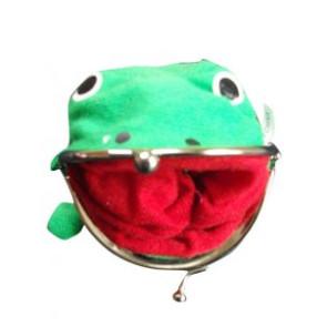 Naruto Cosplay Frog Wallet