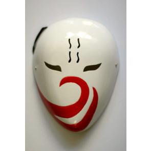 Naruto Haku PVC Cosplay Mask