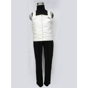 Naruto Kakashi Hatake Anbu Cosplay Costume - 2nd Edition