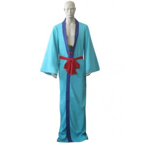Naruto Six-Tailed Slug Utakata Cosplay Costume
