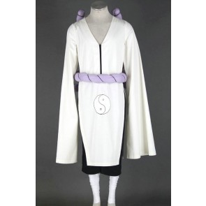 Naruto Sound Four Team Tayuya Cosplay Costume