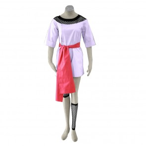 Naruto Temari Cosplay Costume - 1st Edition