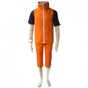 Naruto Uzumaki Naruto Cosplay Costume - Anime Edition