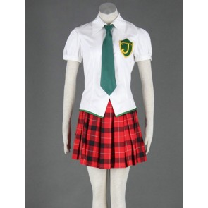 Neon Genesis Evangelion Makinami Mari Illustrious Cosplay Costume
