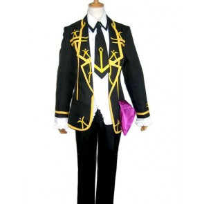 Alice in the Country of Hearts Nightmare Gottschalk Cosplay Costume