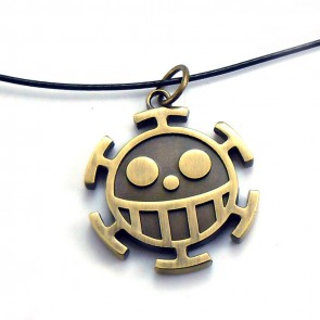 One Piece Trafalgar Law Cosplay Necklace