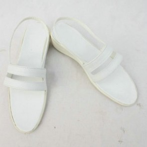 One Piece White Cosplay Shoes