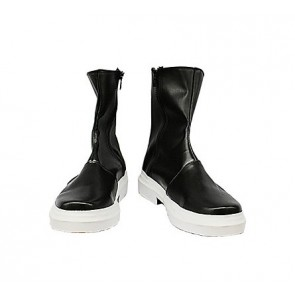 Pandora Hearts Gilbert Nightray Black Cosplay Boots