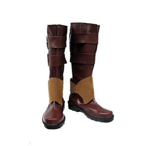 Pandora Hearts Oz Vessalius Cosplay Boots