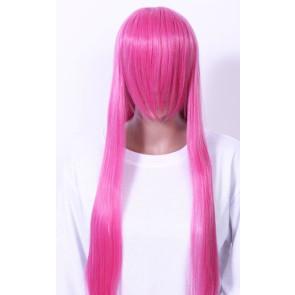 Pink 80cm Adventure Time Princess Bubblegum Cosplay Wig